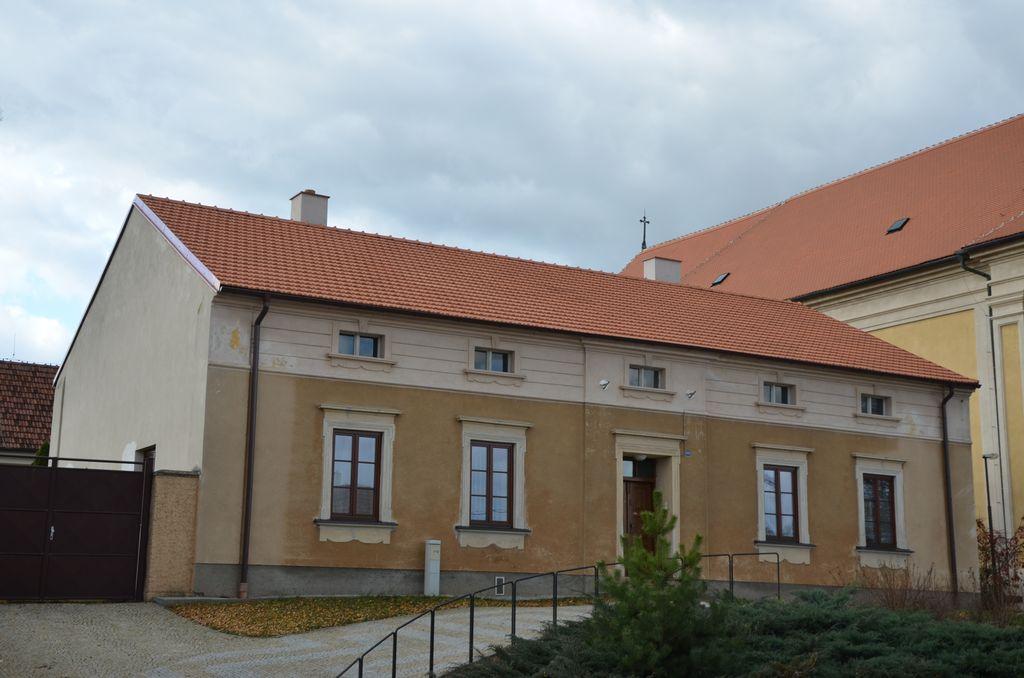 Kostel Ratíškovice - realizace v roce 2015