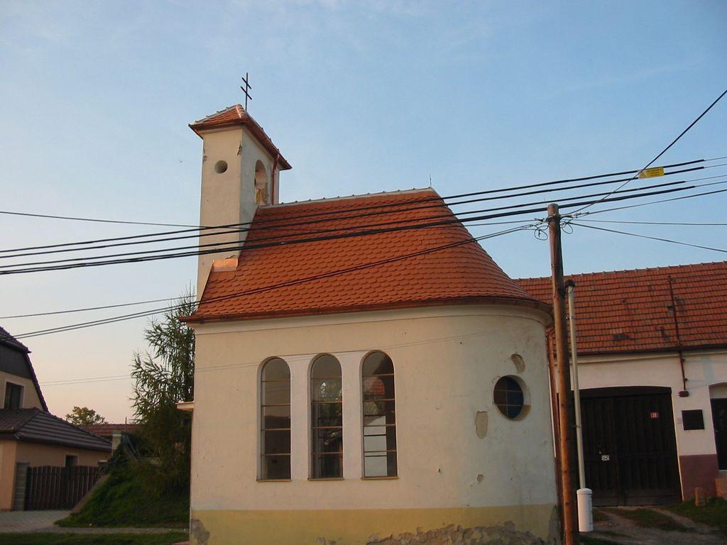 Kaple Labuty - realizace v roce 2008