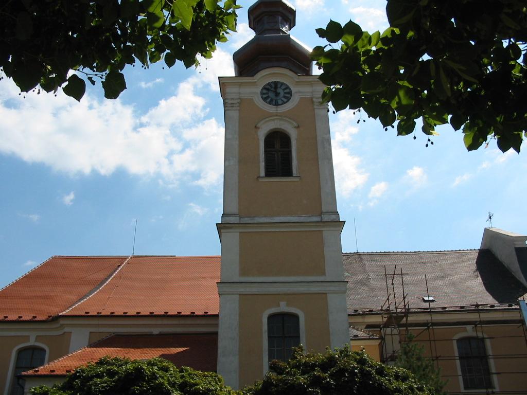 Kostel Hodonín  - realizace v roce 2003