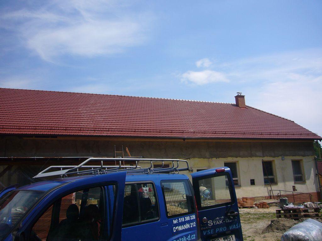 Obecní bytový dům Salaš - realizace v roce 2014