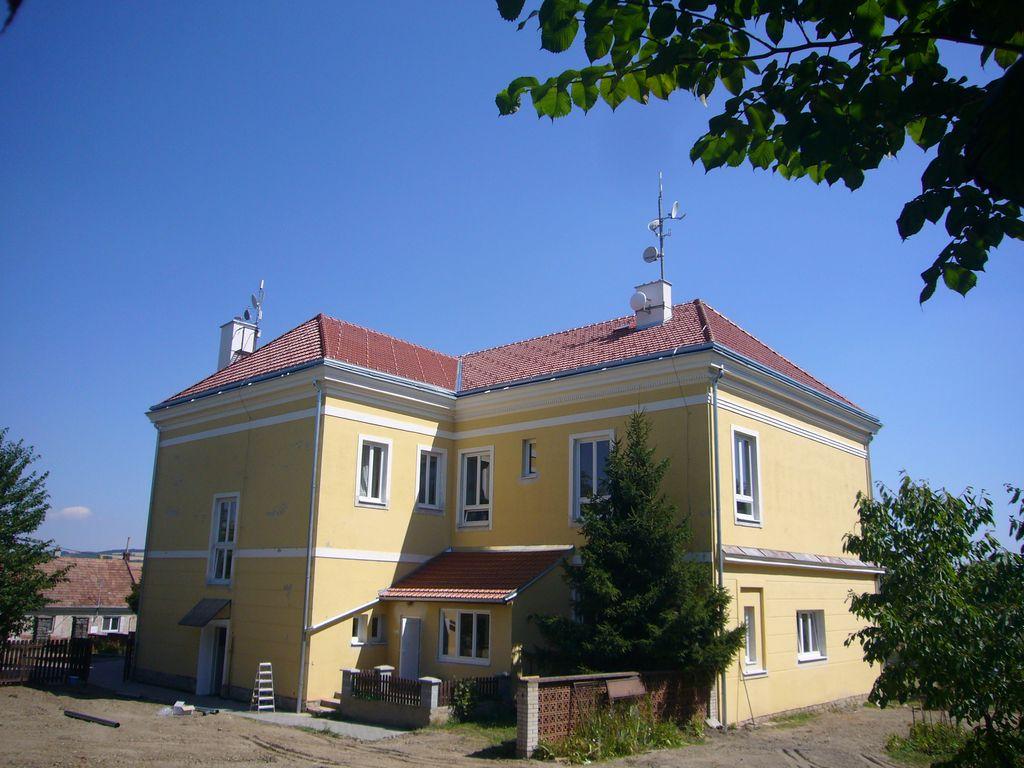Základní škola Hodějice - realizace v roce 2013