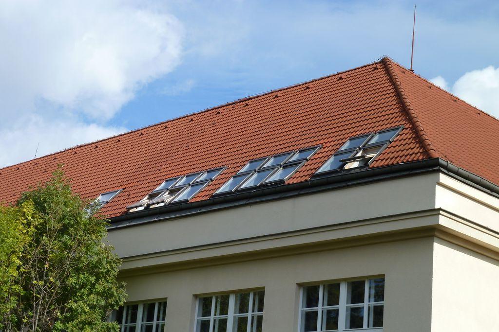 Základní škola Hanspaulka Praha - realizace v roce 2012