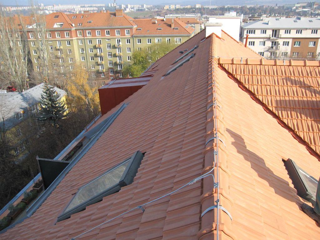 Bytový dům Brno - realizace v roce 2011