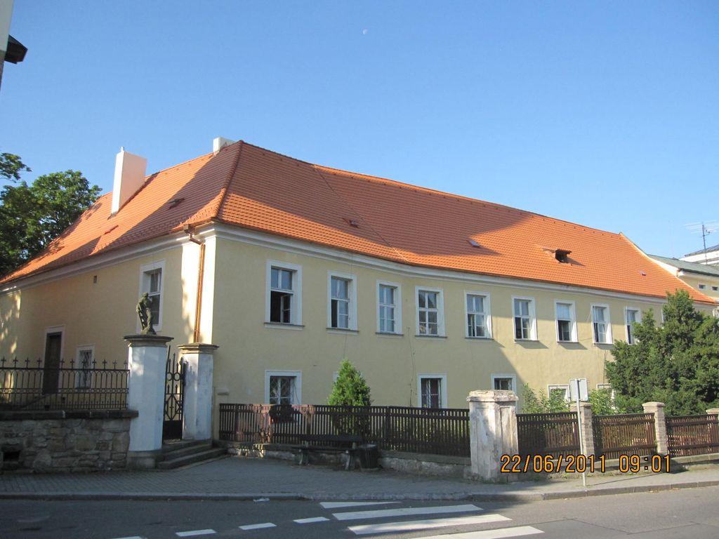 Domov dětí Dolní Počernice - realizace v roce 2011