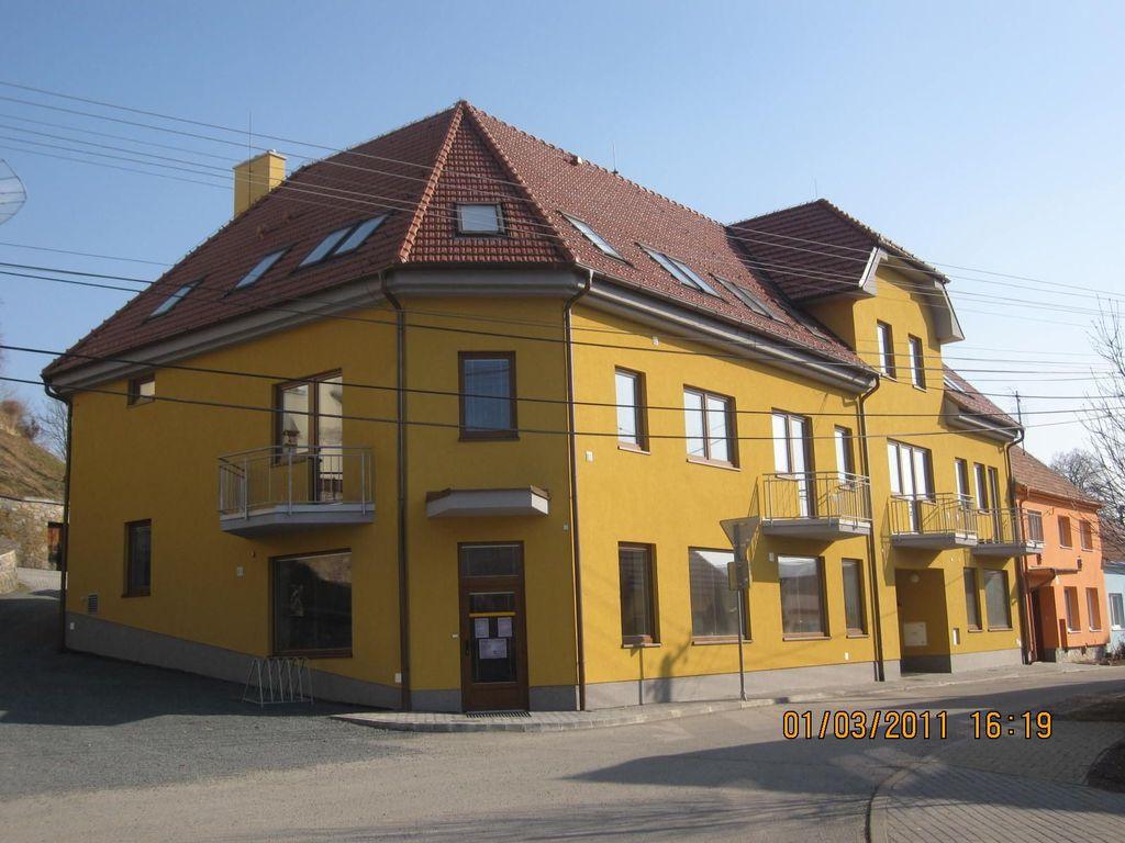 Polyfunkční dům Dambořice - realizace v roce 2009