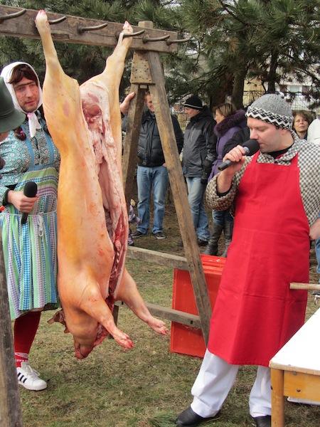 foto - Hodonínský Fašank s Radiem Čas Dyje