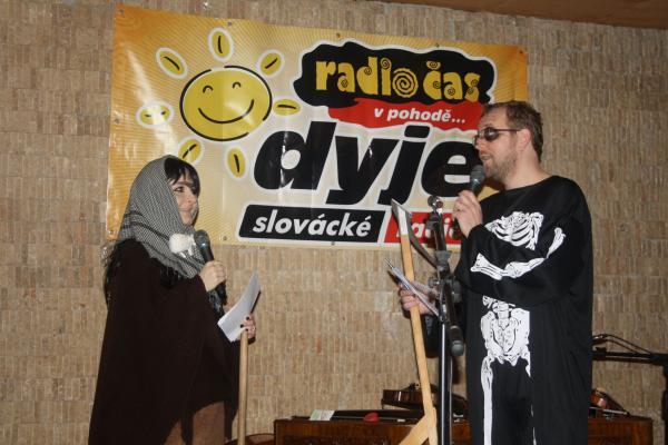foto - Hodonínský fašaňk s Radiem Čas Dyje 2012