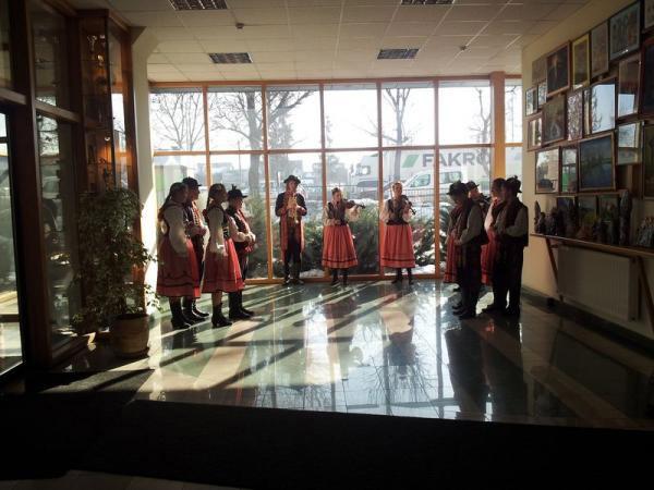 foto - Školení FAKRO v Polsku 2012