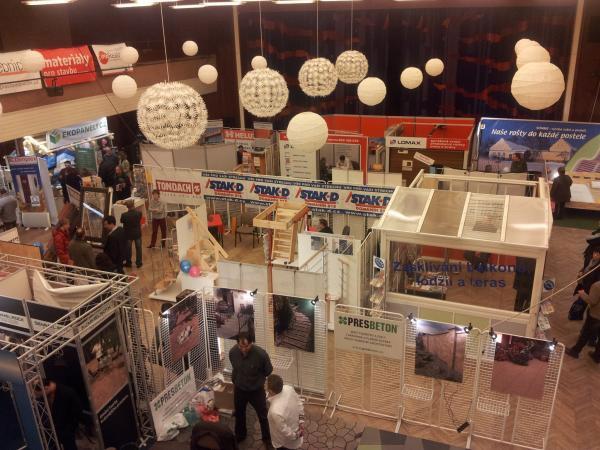 foto - Výstava Stavíme Bydlíme v Uherském Hradišti
