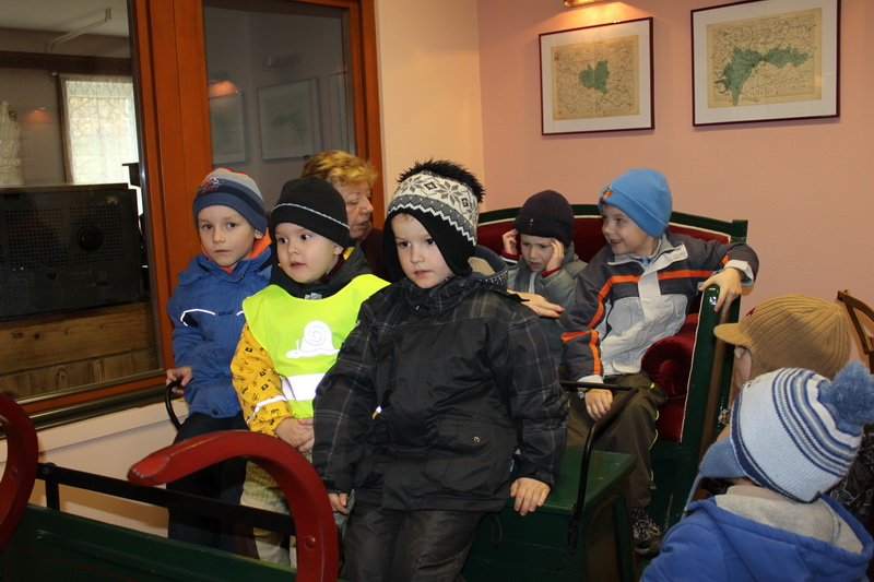 foto - MŠ Domanín - Exkurze ve firmě STAK-D