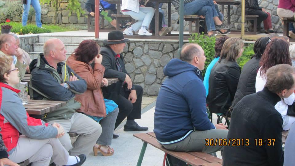 foto - Benefiční koncert ,,Agapé pod stromy VII\
