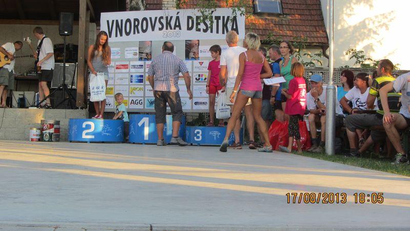 foto - Vnorovská desítka 2013