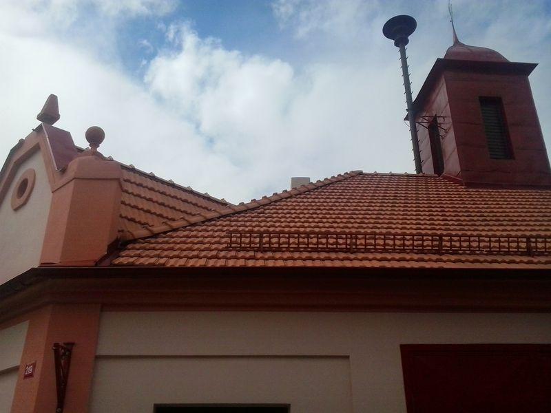 foto - Realizace střech 2014